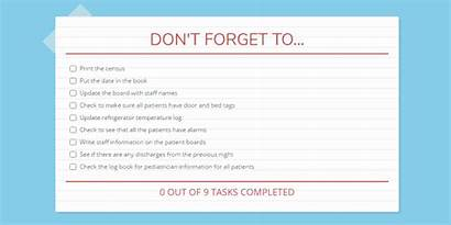 Checklist Cross Codemyui