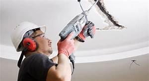 Comment Renover Un Plafond : tout sur la r novation de plafond ~ Dailycaller-alerts.com Idées de Décoration