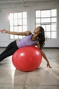 Cleaning Fish Pilates Exercises Woman
