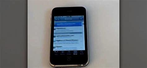 How To Unlock Iphone 3g & Iphone 3gs On 3.0.1 Firmware « Smartphones  Iphone 6s Berapa Mah Cute 6 Cases 5s Apple 7 Zerolution John Lewis Warna Minus Second