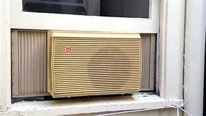 1972 General Electric  U0026 39 Carry Cool U0026 39  Room Air Conditioner
