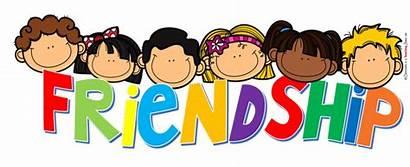 Friendship Word Clipart Friend Week Transparent Quotes