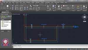 Autocad Electrical Tutorial Drawing Class 02