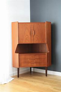 Commode D Angle : meuble coin quel mobilier pour quel espace choisir ~ Teatrodelosmanantiales.com Idées de Décoration