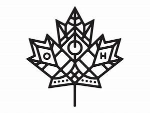 Maple Leaf by Oban Jones - Dribbble