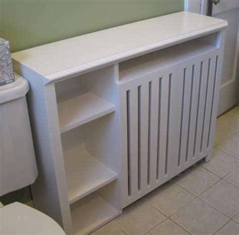 Radiator Cabinet With Shelves best 20 radiator cover ideas on