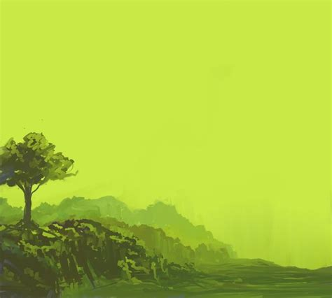 painting with green speed painting 2 green by hungryhippos on deviantart
