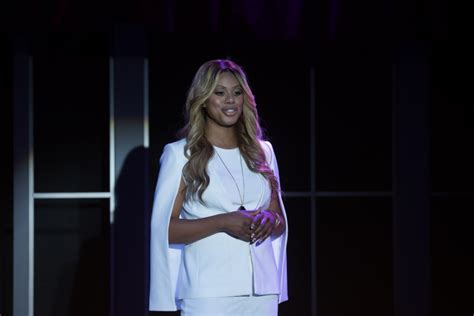 What to Watch Tuesday 10/14: Laverne Cox on 'Faking It ...