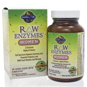 Garden Of Enzymes by Enzymes 90 Capsules Garden Of