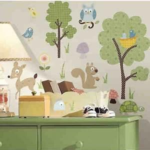 Baby Kinderzimmer Gestalten : wandsticker wandtattoos f r das kinderzimmer g nstig online kaufen mytoys ~ Markanthonyermac.com Haus und Dekorationen