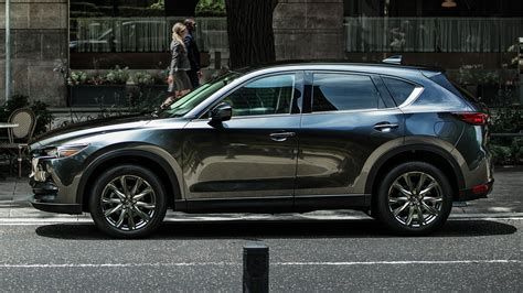 2019 Mazda Cx-5 Signature Debuts With Turbo Engine