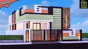 Best, 30, Small, And, Single, Floor, Modern, Beautiful, House, Front, Elevation, Designs