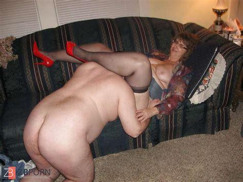 Tanya Granny Pantyhose Nylons Stockings High Heeled Shoes