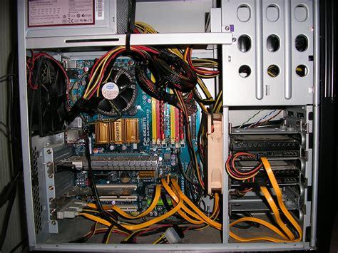 ordinateur de bureau sans tour photo no name pc ordinateur tour pc pc configuré pour