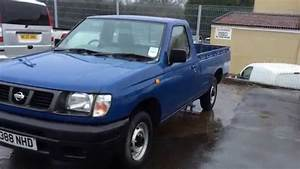 2000 Nissan D22 Pickup Truck Review
