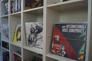 Schallplatten Regal Ikea : ordnung f r cds dvds und vinyl schallplatten geliebte ordnung ~ Markanthonyermac.com Haus und Dekorationen