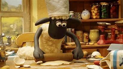 Rolling Bake Dough Giphy Baking Gifs Sheep