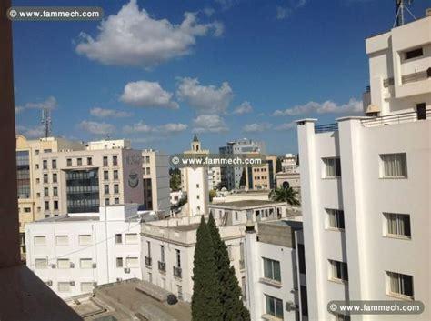 immobilier tunisie location bureaux bab bhar bureau neuf haut standing place pasteur 1