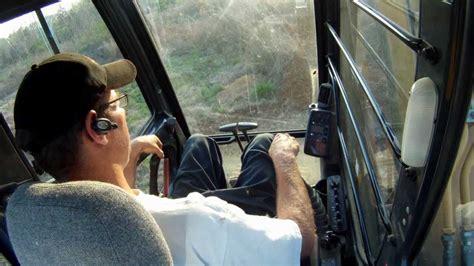 john deere  lc excavator  operator controls work basic youtube
