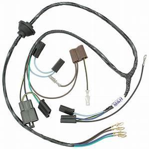 Wiring Harness  Wiper Motor  1970 Chev   El Cam   Monte  W