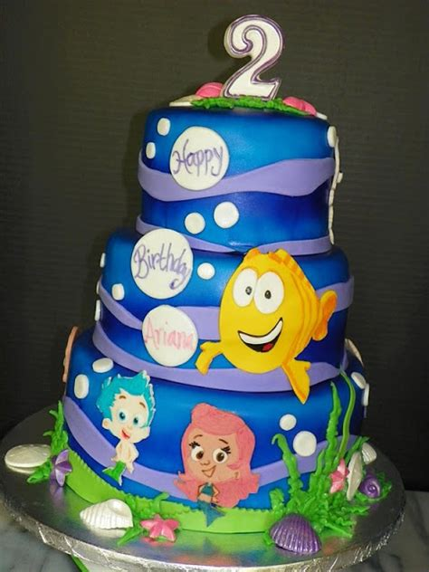Guppies Cake Decorating Kit by 119 Curated Guppies Ideas By Erickacosby Nick Jr