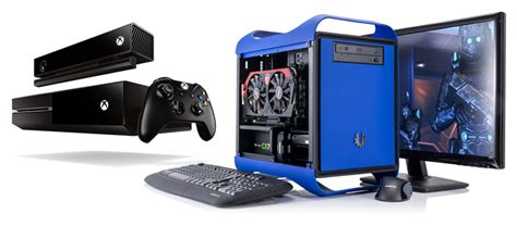 Pc Console by Qotw Is Pc Gaming Really Superior To Console Pc