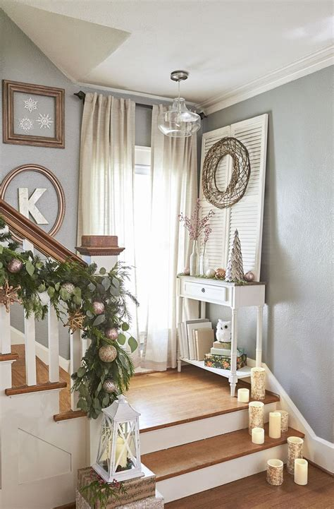 Decorating Ideas For Stairs And Landing by 17 Best Ideas About Stair Landing Decor On