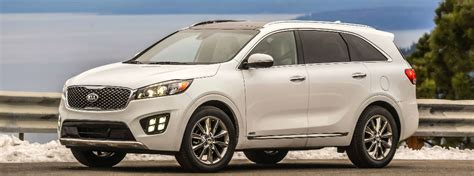 What Is The 2017 Kia Sorento's Cargo Capacity?