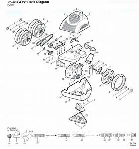 Polaris Atv Parts Diagram