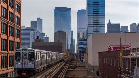 New Green Line station planned for Damen and Lake - Curbed ...