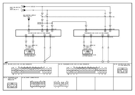 Air Bag Wiring Diagram by Repair Guides Driver S Side Air Bag Module 2002