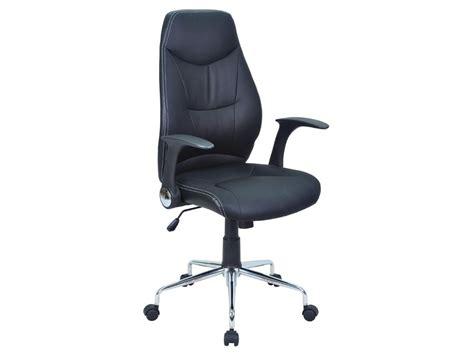 chaise roulante bureau chaise de bureau dactylo quot brontes quot noir 57622