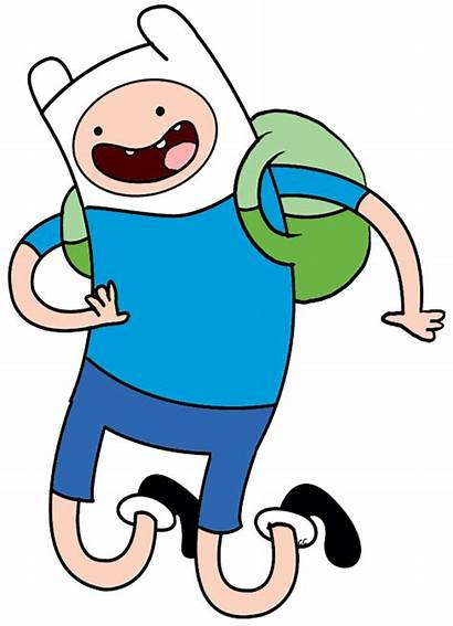 Finn Adventure Clipart Cartoon Transparent Human Clip