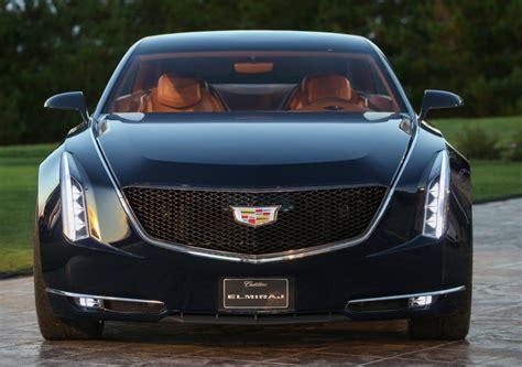 Cadillac Elmiraj Concept Photos, Details And More Gm