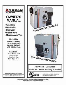 Oil Furnace Manuals