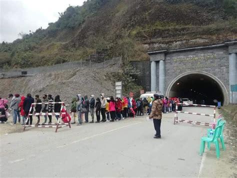 Burma-China Border Remains Open Amid COVID-19 Pandemic ...