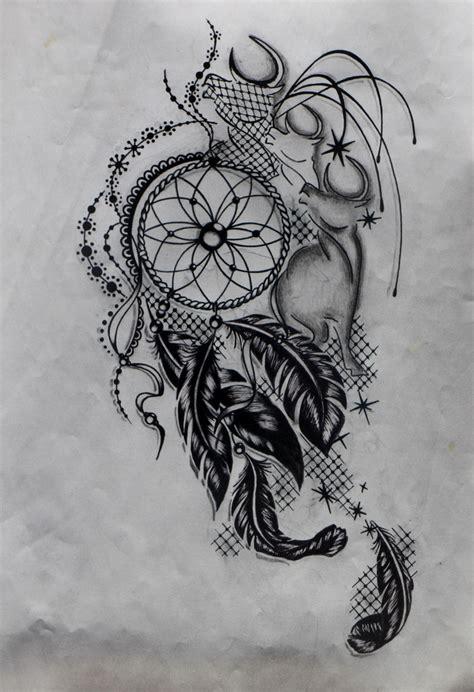 tatouage dessin loup cochese tattoo
