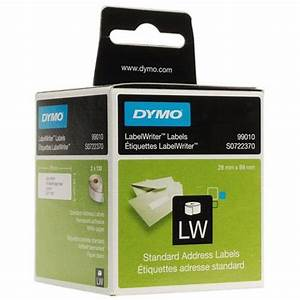 Dymo labelwriter labels standard address 28x89mm for Dymo custom labels