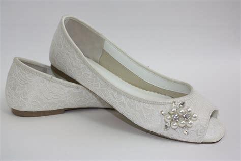 Wedding Shoes Lace Flats Lace Wedding Shoes Wedding
