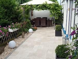 Terrassenmöbel Für Kleine Terrassen : natursteine f r die terrasse stonenaturelle ~ Markanthonyermac.com Haus und Dekorationen
