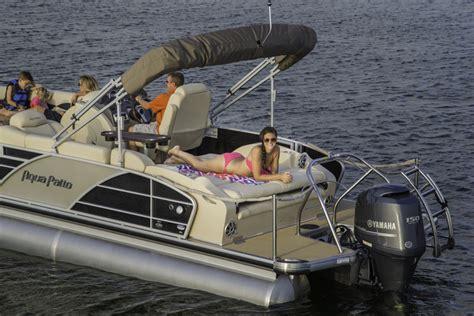 Aqua Patio Pontoon Canopy by Research 2015 Aqua Patio Ap 240 Elite Ob On Iboats