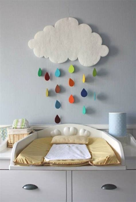 idee chambre bebe deco idee deco chambre bebe fait maison visuel 2