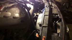 How To Change Radiator And Fan 2005 Infiniti G35 Automatic