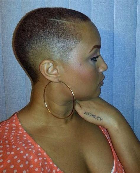 natural hair big chop twa fade haircut inspiration