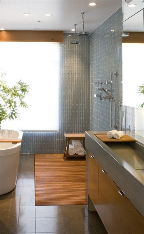 modern 24 seven tile gray bathroom