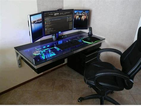 computer desks for geeks 100 futuristic furniture pieces awesome furniture and