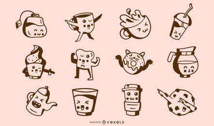 graficos de kawaii