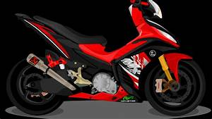 Modifikasi Jupiter Mx New 135