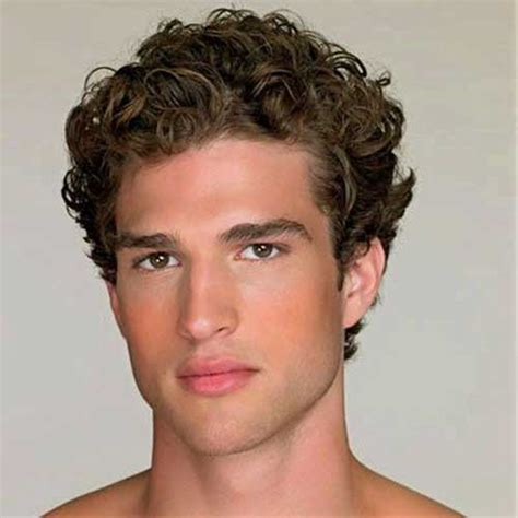 10 mens hairstyles for thick curly hair mens hairstyles 2018