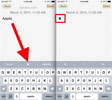 shortcuts on iphone how to use your as a shortcut keyboard for mac os x
